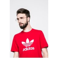 adidas Originals - T-shirt - piros