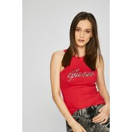 Guess Jeans - Top - piros