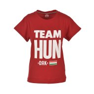 TEAM HUN T-SHIRT RED
