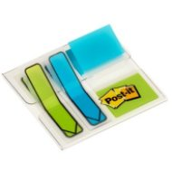 Post-it jelölőcimke csomag 1x16db stand+ 2x16db kesk k/z
