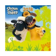 Falinaptár Shaun the Sheep 6096