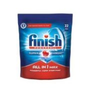 Finish Allin1 Max tabletta 22db regular