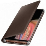 EF-WN960LAEGWW Leather View Cover-Brown