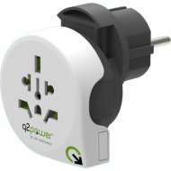 "UTAZÓADAPTER ""QPLUX WORLD 5IN1"""