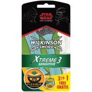 Wilkinson Sword Xtreme3 Sensitive eldobható borotva