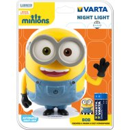 VARTA MINIONS NIGHT LIGHT LÁMPA     3AAA 2X5MM LED 15615101421