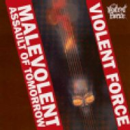 Malevolent Assault of Tomorrow (CD)