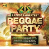 Latest & Greatest Reggae Party (CD)
