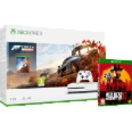 Xbox One S 1TB + Forza Horizon 4 + Red Dead Redemption 2
