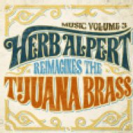 Music Volume 3: Herb Alpert Reimagines The Tijuana Brass (CD)