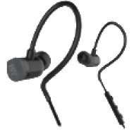 IBH3600 Bluetooth Sport headset, IPX5, fekete