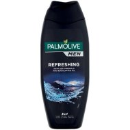 Palmolive Men Refreshing 2 in 1 tusfürdő és sampon