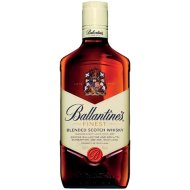 Ballantine's Finest whisky vagy Ballantine's Brasil, Hard Fired