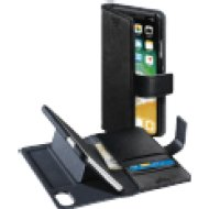 181607 Mobil Tok   Stand-Up Booklet   iPhone X, Fekete