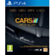 Project Cars - Game of The Year edition (PlayStation 4)