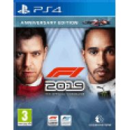 F1 2019 Anniversary Edition - The Official Videogame (PlayStation 4)