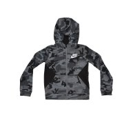 NSW CLUB FLEECE FZ AOP HOODY