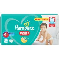 Pampers Active Baby Giant Pack bugyipelenka