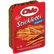 Chio Stickletti és Chio Crackings