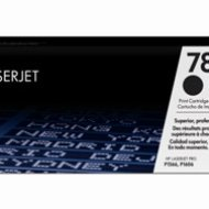 HP CE278A/78A toner, fekete