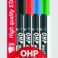 ICO OHP permanent marker M