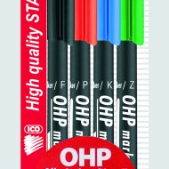 ICO OHP permanent marker S