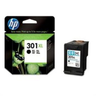 HP CH563EE/301XL patron, fekete