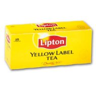 Lipton Yellow Label tea 25x2g