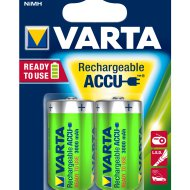 Varta power C baby akku, 3000mAh, 2db/cs