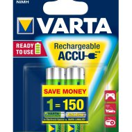 Varta power akku 2400mAh 2db/cs