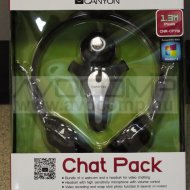 Canyon CNR-CP7G1 CHAT PACK (webcamera és headset)