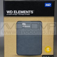 "WD Elements 500GB 2,5"" USB External HDD"