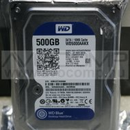 "WD 500GB 3.5"" WD5000AAKX"