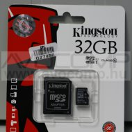 Kingston 32GB SD micro Plus (Class10)