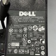 Dell 19.5V 3.34A 65W adapter gyári