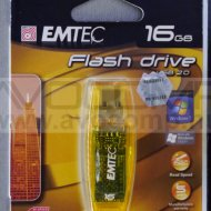 EMTEC C400 16Gb USB Flash Drive (sárga)
