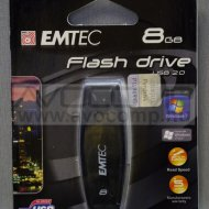 EMTEC C400 8Gb USB Flash Drive (fekete)