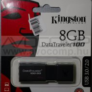 Kingston 8GB DT100G3 pendrive