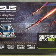 ASUS Nvidia Geforce GTX650 1GB DDR5 DX11