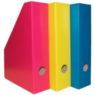 Helitz karton iratpapucs 7cm Color Blocking