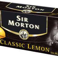 Sir Morton Classic Label tea 20x1,5 g